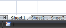 Excel - Unhide all sheets